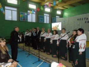 Встреча выпусников в Малокаховской школе 13 02 2016 г 020